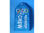 TAG147 Bag Tags Luggage Tag Olympic CREW