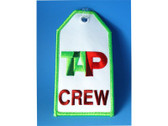 TAG182 Bag Tags Luggage Tag TAP CREW