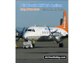 APS41 Airline Hobby DVD Air North HS-748 Action, Song of the Darts 104 Minutes