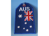 TAG300 Bag Tags Luggage Tag Australia Flag