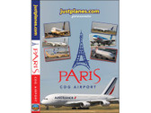CDG1 Just Planes DVD Paris CDG Airport 247 Minutes