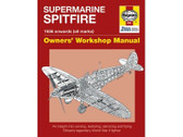 9781844254620 | Haynes Publishing Books | Supermarine Spitfire, Owners Workshop Manual (1936 onwards - all marks)