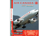 ACA3 World Air Routes (Just Planes) DVD Air Canada 777-200LR 270 Minutes, Just Planes' First Widescreen DVD