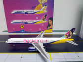 RUS009 Russell Models 1:200 Boeing 757-200 Monarch Airlines 'HedKandi' G-MOND (2007)