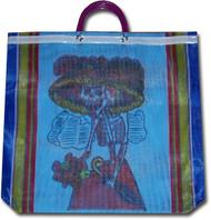 Day of the Dead Mercado Shopping Bag