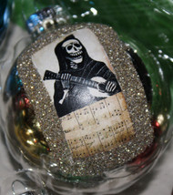 Day of the Dead Mexican Christmas Ornaments