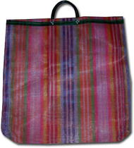 Mexican Mercado Plastic Shopping Bag