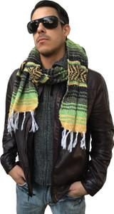 Mexican serape scarf