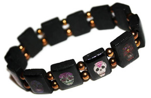 Day of the Dead Bracelet