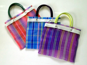 Mini Mexican Mercado Market Shopping Favor Bags