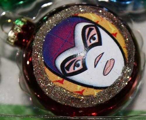 Lucha Libre Luchador Christmas Ornaments Decorations