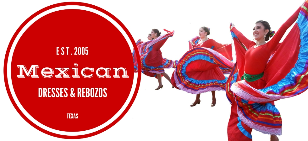 Authentic Mexican Dresses
