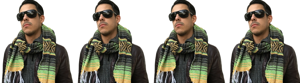 Serape Blanket Scarves