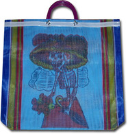 Day of the Dead Mercado Shopping Bag