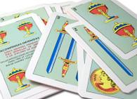 Spanish Poker Playing Cards Baraja