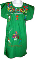 Mexican Fiesta Embroidered Dress Size 10
