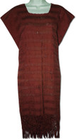 Huipil Style Mexican Dress M