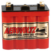 Aerovoltz 12 Cell Lithium Battery