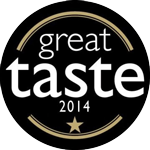 Great Taste Awards 2014 1-Star - Whole Grain Mustard Chocolate (Meaux)