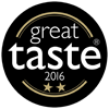Great Taste Awards 2016 - 2-star