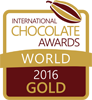 WORLD GOLD (International Chocolate Awards 2016) - Apple & Calvados Caramel