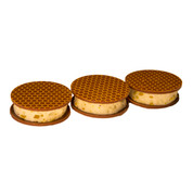 Honey-glazed Peanuts & Peanut Butter Marshmallow Chocwich (pack of 3)
