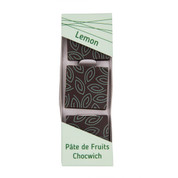 Lemon Pâte de Fruits Chocwich (Pack of 3)