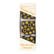 Passion Fruit Pâte de Fruits Chocwich (Pack of 3)