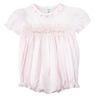 Rose Garden Smocked Bubble