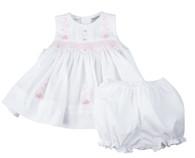 Sleeveless Dress & Panty