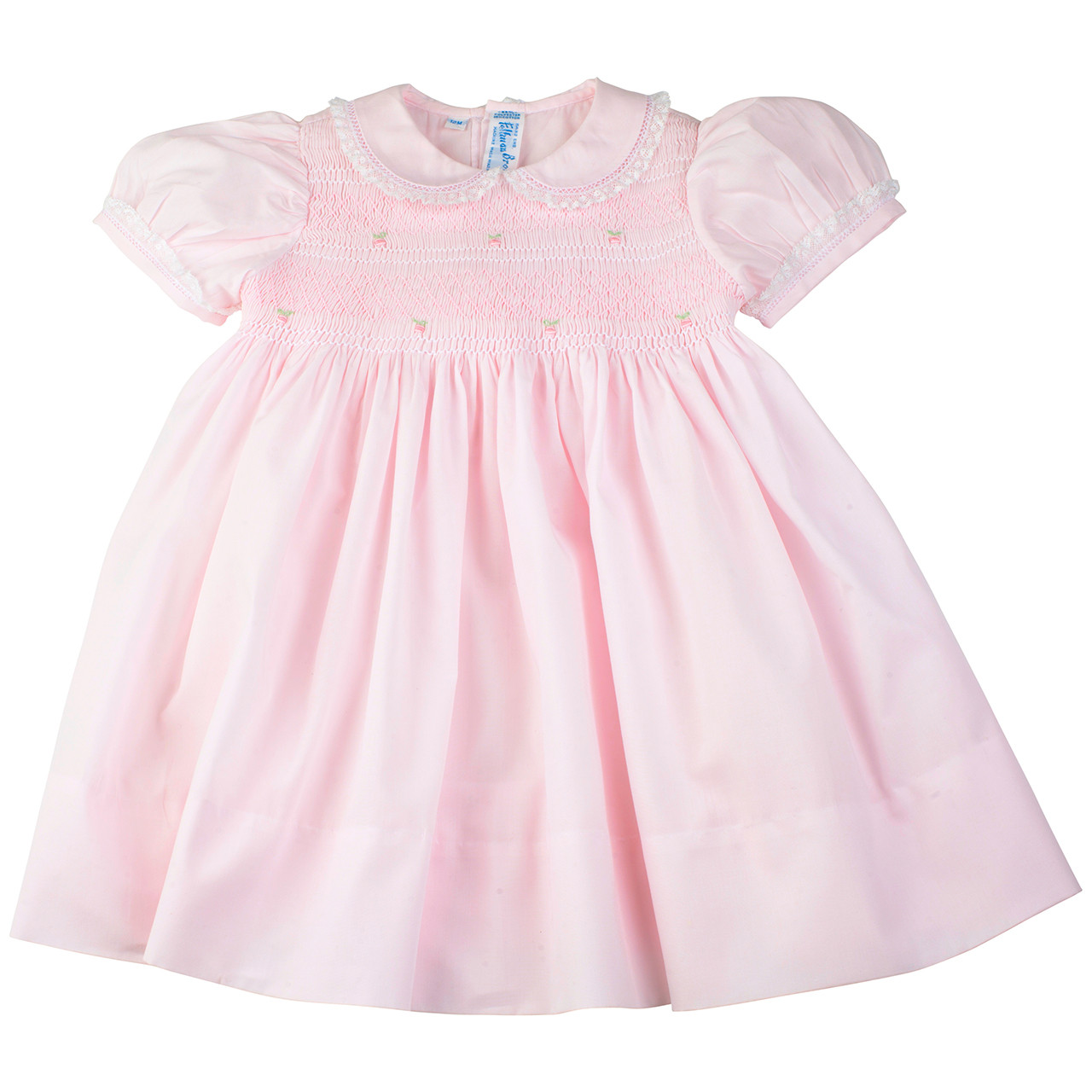 Shop Hiccups Childrens Boutique for newborn clothing, boys and girls take home outfits and heirloom newborn smocked dresses. Classic girls Christening gowns and boys Baptism outfits.