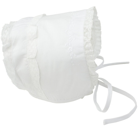 Girls Special Occasion Bonnet