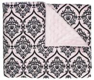 Printed Faux Fur Blanket