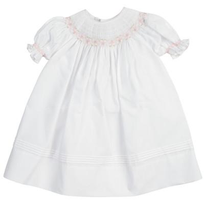 Ruffle Sleeve Bishop Dress
