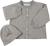 Rolled Edge Knit Cardigan