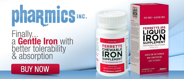 Best over the counter iron pills