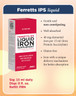 liquid iron supplements