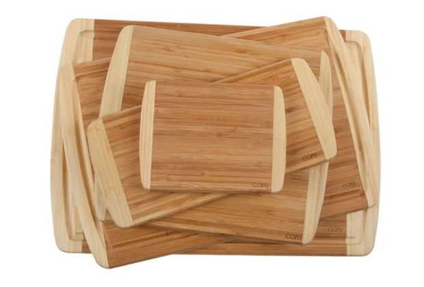 Top five benefits of a bamboo cutting board cuttingboard