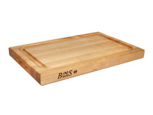 John Boos BBQ 18x12x1.5 Cutting Board Overview