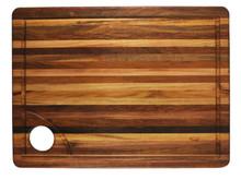 Brazilian Tiger Wood Cutting Board