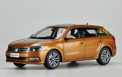 1/18 Dealer Edition 2015 Volkswagen VW Gran Lavida (Brown)