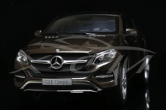 1/18 Dealer Edition Mercedes-Benz GLE (Brown)