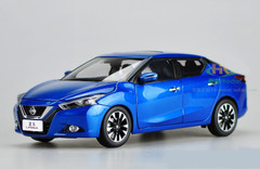 1/18 Dealer Edition Nissan Lannia (Blue)