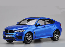 1/18 Dealer Edition BMW X6M (Blue)
