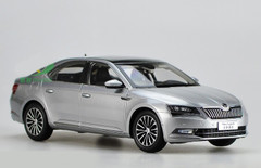 1/18 Dealer Edition Skoda Superb (Grey)
