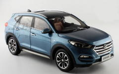 1/18 Dealer Edition 2015 Hyundai Tucson (Blue)