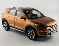 1/18 Dealer Edition 2015 Hyundai Tucson (Golden)