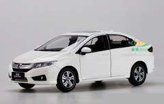 1/18 Dealer Edition Honda City (White)
