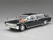 1/24 Yatming 1961 Lincoln Quick Fix