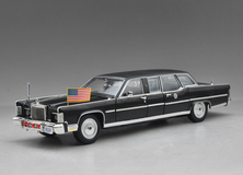 1/24 Yatming 1972 Lincoln Continental Reagon Car